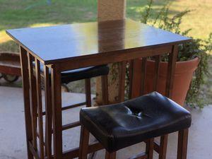 Breakfast Kitchen Table, 3 piece for Sale in Glendale, AZ