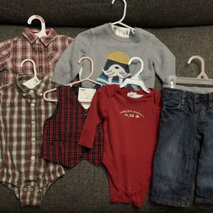 Baby Boy 6-12M Clothing Items for Sale in Tacoma, WA