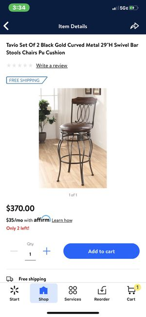 Bar stool chair for Sale in Houston, TX