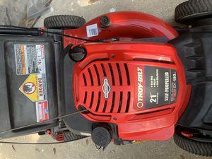 Lawn mower Troy bilt self propelled for Sale in Riverview, FL