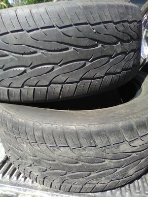 20 inch tires for Sale in Wenatchee, WA