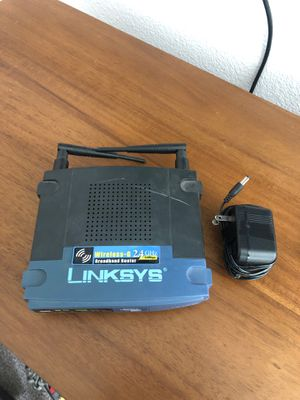 Linksys Router for Sale in Clovis, CA