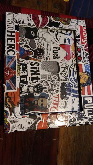 Random Sticker Collage Art for Sale in Spokane, WA