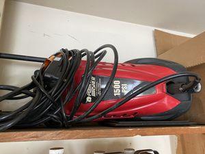 1500 PSI electric pressure washer. for Sale in Mundelein, IL