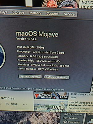 Mac mini computer for Sale in Riverside, CA