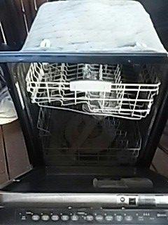 Maytag dishwasher white