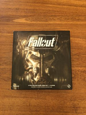 Fallout Board Game FFG for Sale in Kennewick, WA