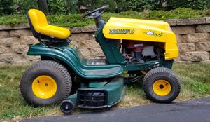 """Yard-Man Lawn Tractor 46"""" deck for Sale in Downers Grove, IL"""