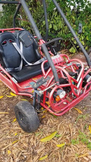 2 seater go kart for Sale in West Palm Beach, FL