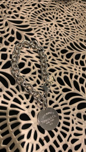 Tiffany & co silver 925 bracelet for Sale in The Bronx, NY