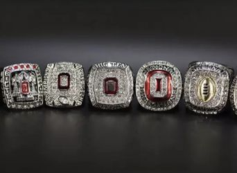 NCAA Ohio Buckeye University Championship Ring Set for Sale in Bakersfield,  CA