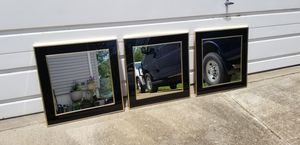 Mirrors Matching set of 3 for Sale in Overland, MO