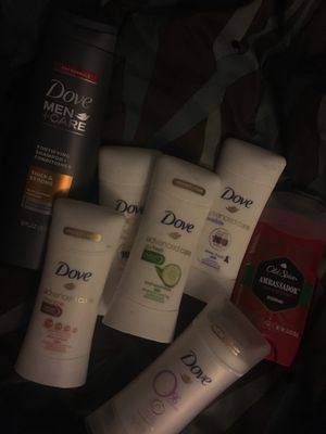 Hygiene products men and woman obo for Sale in Glendale, AZ