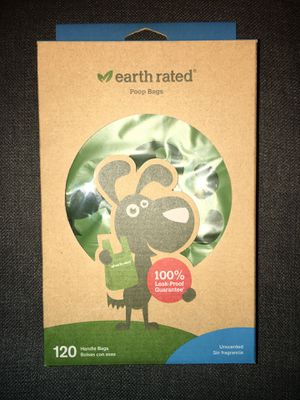 Earth Rated Poop Bags for Dogs for Sale in Baldwin Park, CA