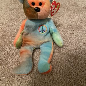 Original Peace Collectible Beanie Baby for Sale in Littleton, CO