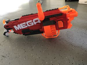 Nerf mega gun for Sale in Hemet, CA
