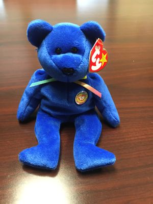 Beanie baby clubby for Sale in The Bronx, NY