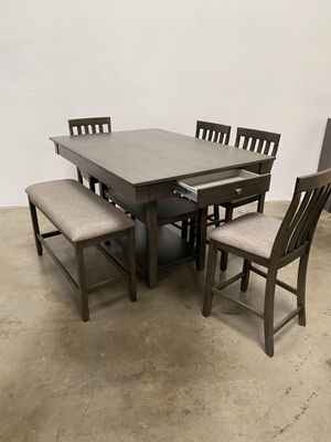Counter height kitchen table set for Sale in Phoenix, AZ