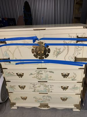 Painted vintage dresser for Sale in Seattle, WA