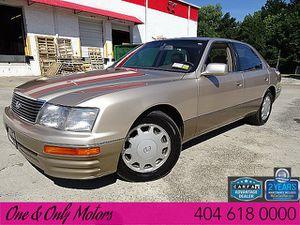 1996 Lexus LS 400 for Sale in Doraville, GA