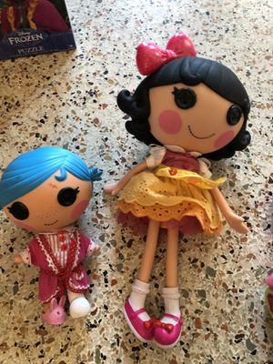 Lalaloopsy Dolls for Sale in Saint Petersburg, FL