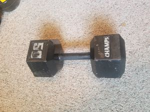 50 LB weight for Sale in Johnson City, TN