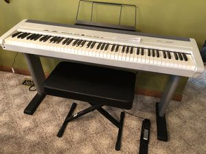 Roland Digital Piano FP8. 88 keyboard. Like new. $499.00 obo for Sale in Northport, MI