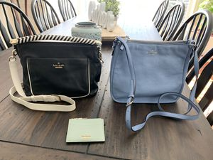 LOT KATE SPADE, AUTHENTIC, EXCELLENT CONDITION for Sale in Herndon, VA