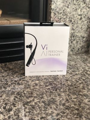VI Sense Wireless Headphones with on-Demand Personal Trainer Voice Coach for Sale in San Francisco, CA