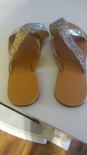 Authentic Leather Pams and Sandal. for Sale in Chesterfield, VA