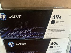 New HP laser jet printer cartridge for Q5949a for Sale in Spanaway, WA