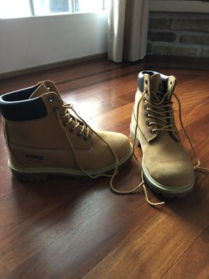 Work boots Size 7.5 for Sale in Peabody, MA