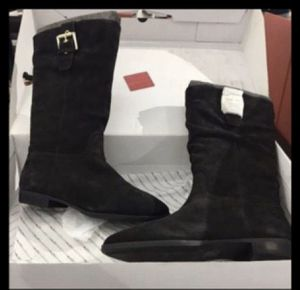 BLACK ALDO BOOTS SIZE 7 pick up in Mebane NC for Sale in Mebane, NC