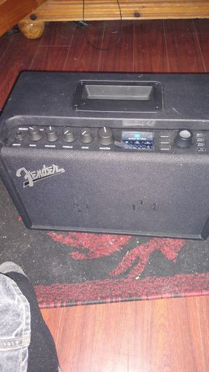 Fender Mustang GT40 Guitar amplifier for Sale in Phillips Ranch, CA