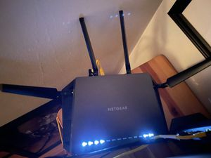 Netgear Nighthawk X4S AC2600 Model R7800 for Sale in Herndon, VA