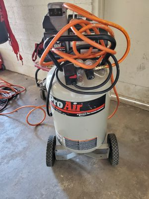 ProAir 20gallon compressor for Sale in Tempe, AZ