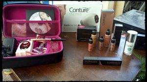 Luminess Air Brush Combo Makeup set for Sale in Riverside, CA