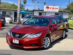 2016 Nissan Altima for Sale in Vista, CA