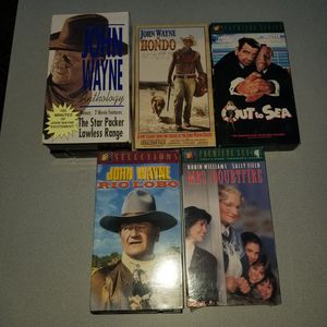 VHS Tapes for Sale in Merkel, TX