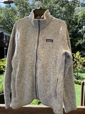 """Patagonia Women's """"Better Sweater"""" in Birch White for Sale in Charlotte, NC"""