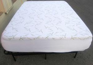 Full size memory foam mattress for Sale in Nashville, TN