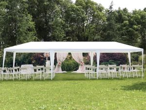10x30 feet 8 walls 2 doors Canopy Tent for weddings parties bbq restaurants outdoor festivities for Sale in Miami, FL