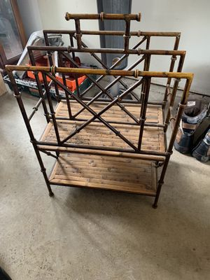 Magazine rack for Sale in Orient, OH