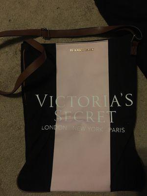 Victoria's Secret Tote Bag Black/Pink for Sale in Washington, DC