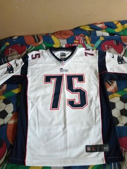 PATRIOTS JERSEY SIZE LARGE YOUTH for Sale in Escondido,  CA