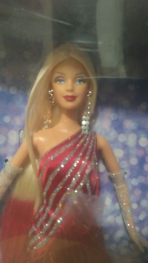 Barbie doll Collector Diva Red Hot for Sale in Colorado Springs, CO