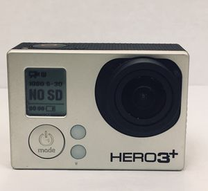 GoPro Hero3+Silver Edition With Housing for Sale in Miami, FL