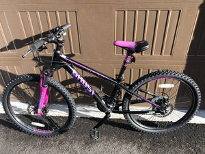 Ghost youth bicycle kid bike rei pink black blue for Sale in Bonney Lake, WA