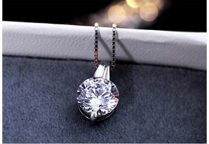 100% sterling silver necklace pendant in gift box for Sale in Taylors, SC