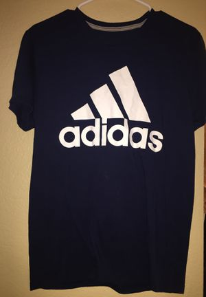 Navy Blue Adidas T shirts for Sale in Las Vegas, NV